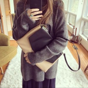 Zara Basics crossbody bag